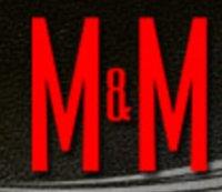 M & M Car Company logo