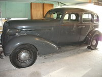 1936 Buick Roadmaster Overview