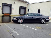 Picture of 2001 Audi S8 4 Dr quattro AWD Sedan, exterior
