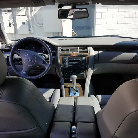 Picture Of 2001 Audi S8 Quattro AWD, Interior, Gallery_worthy
