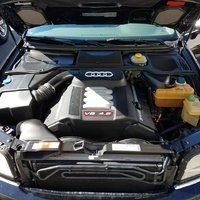 Picture of 2001 Audi S8 4 Dr quattro AWD Sedan, engine
