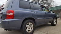 Picture of 2003 Toyota Highlander Base, exterior