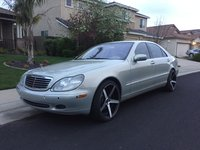 Picture of 2001 Mercedes-Benz S-Class S 500, exterior