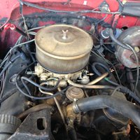 Picture of 1982 Chevrolet Blazer 4WD, engine