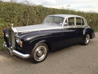 1965 Rolls-Royce Silver Cloud Overview