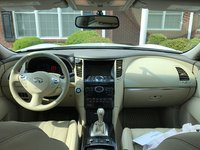 Picture of 2011 INFINITI FX35 AWD, interior, gallery_worthy
