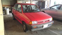 Picture of 1988 Ford Fiesta Hatchback, exterior, gallery_worthy