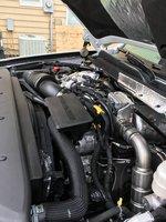 Picture of 2017 Chevrolet Silverado 2500HD LTZ Crew Cab SB 4WD, engine