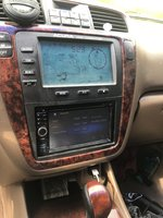 Picture of 2001 Acura MDX AWD, interior