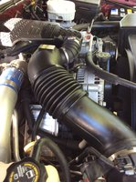 Picture of 2004 Chevrolet Silverado 3500 4 Dr LS 4WD Extended Cab LB, engine