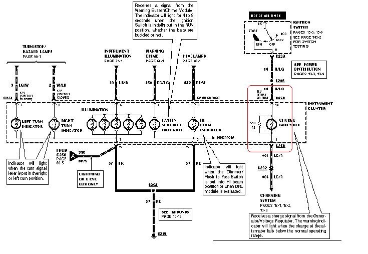 mercury cougar questions 1991 mercury cougar ls voltage regulator 96 Mercury Cougar Engine Diagrams