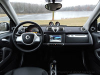 Picture of 2013 smart fortwo electric drive hatchback RWD, interior, gallery_worthy