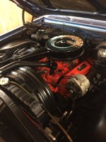 Picture of 1962 Chevrolet Impala 409, engine