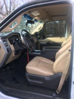 Picture of 2015 Ford F-350 Super Duty Lariat Crew Cab 4WD, interior