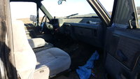 Picture of 1990 Ford Bronco XLT 4WD, interior