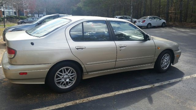 Picture of 1999 INFINITI G20 4 Dr STD Sedan