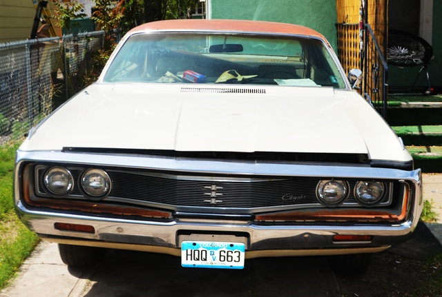 Picture of 1969 Chrysler Newport