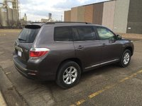 Picture of 2013 Toyota Highlander Hybrid Base, exterior, gallery_worthy