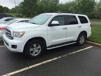 Picture of 2008 Toyota Sequoia Limited, exterior