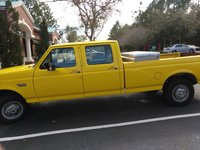 Picture of 1996 Ford F-350 4 Dr XL Crew Cab LB, exterior