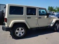 Picture of 2011 Jeep Wrangler Unlimited Sahara, exterior