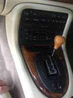 Picture of 1997 Jaguar XK-Series XK8 Coupe, interior