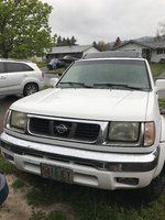 Picture of 2000 Nissan Frontier 4 Dr XE 4WD Crew Cab SB, exterior