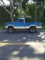 Picture of 1977 Dodge Power Wagon 150, exterior