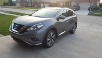 Picture of 2015 Nissan Murano Platinum AWD, exterior