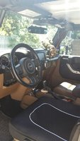 Picture of 2011 Jeep Wrangler Unlimited Sahara, interior