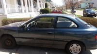 Picture of 1997 Hyundai Accent 2 Dr GS Hatchback, exterior