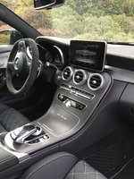 Picture of 2017 Mercedes-Benz C-Class C 63 S AMG Coupe, interior
