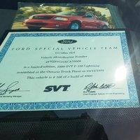 Picture of 1999 Ford F-150 SVT Lightning 2 Dr Supercharged Standard Cab Stepside SB, exterior