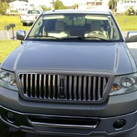 Picture of 2006 Lincoln Mark LT Base, exterior