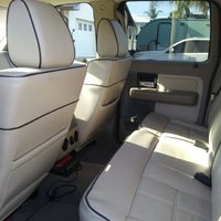 2006 Lincoln Mark Lt Interior Pictures Cargurus