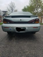 Picture of 1997 Pontiac Bonneville 4 Dr SE Sedan, exterior