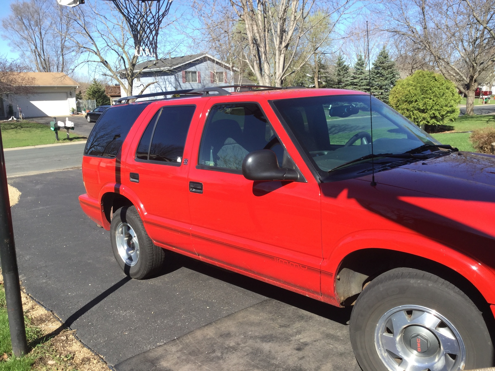 gmc jimmy questions what are the biggest tires i could put on my 1998 gmc jimmy sls cargurus put on my 1998 gmc jimmy sls