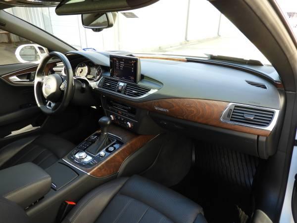 2015 Audi A7 Interior Pictures Cargurus