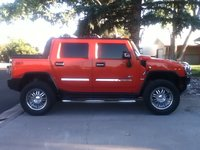 Picture of 2008 Hummer H2 SUT Luxury, exterior