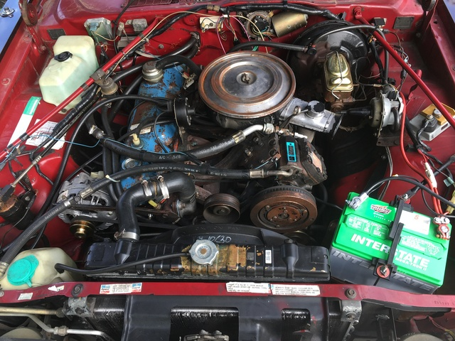 Picture of 1976 Plymouth Volare, engine, gallery_worthy