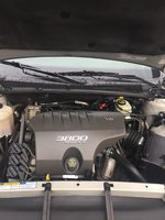 Picture of 2001 Pontiac Bonneville SE, engine