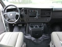 Picture of 2009 Chevrolet Express LS 1500 AWD, interior