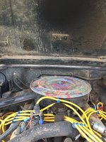 Picture of 1977 Jeep CJ7, engine