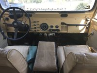 Picture of 1977 Jeep CJ7, interior