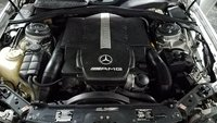 Picture of 2002 Mercedes-Benz CL-Class CL 55 AMG, engine