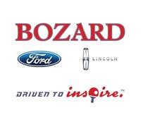 Bozard Ford Lincoln logo