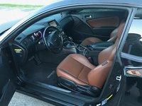 Picture of 2014 Hyundai Genesis Coupe 3.8 Grand Touring w/ Tan Interior, interior