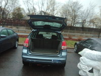 Picture of 2004 Toyota Matrix AWD Wagon, interior