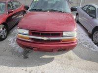 Picture of 2003 Chevrolet Blazer 4 Door LS 4WD, exterior, gallery_worthy