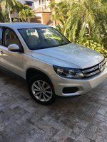 Picture of 2014 Volkswagen Tiguan SEL, exterior